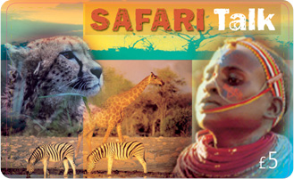 Safari Talk